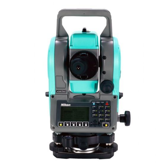 Тахеометр Nikon Nivo 5M W+