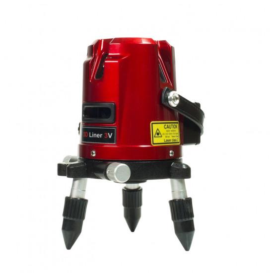 Лазерный уровень ADA 3D Liner 3V