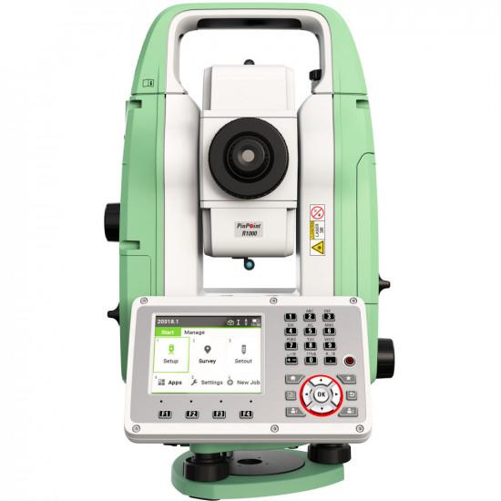 """Тахеометр Leica TS07 R500 (1"""") Arctic AutoHeight"""