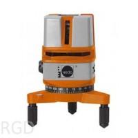 Лазерный нивелир NEDO X-Liner 3