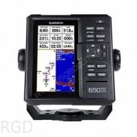 Эхолот GARMIN FISHFINDER 650 GPS