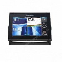 Картплоттер SIMRAD GO9 ROW, XSE TOTALSCAN