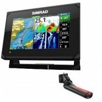Картплоттер SIMRAD GO9 XSE TOTALSCAN