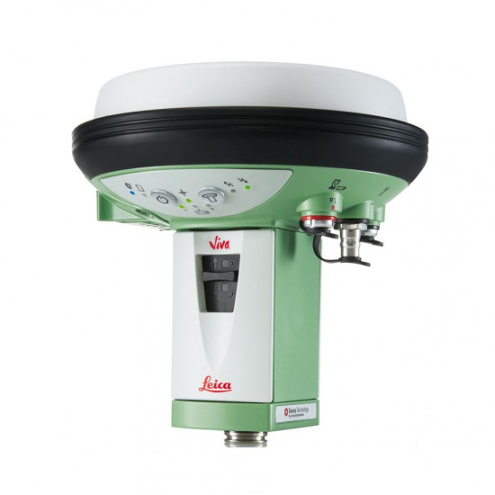 GNSS приемник Leica GS15 (стандартный; L1+L2, RTK до 5км.)