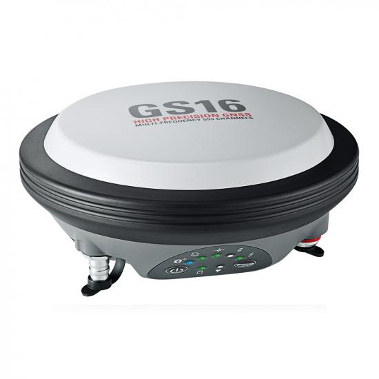 GNSS приемник Leica GS16 (минимальный; L1; Радио и GSM; cистема геодезическая)