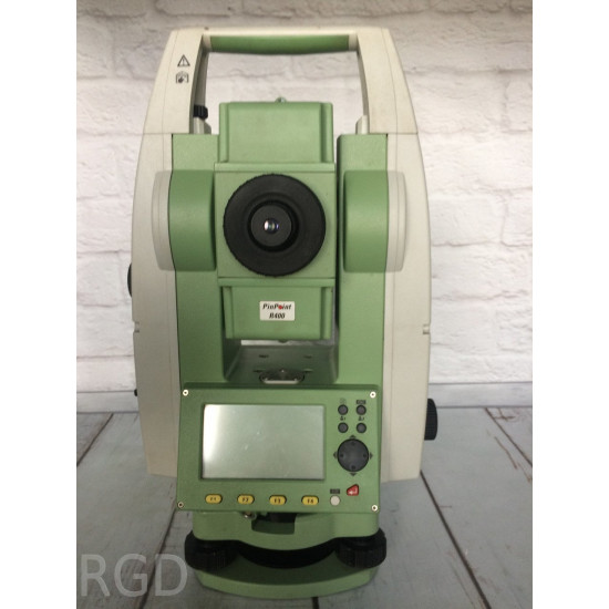 "Тахеометр Leica TS02 Power R400 5"" (2011 г.в.) б/у"