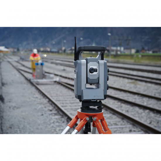 "Тахеометр Trimble S8 (1"") Vision Robotic, FineLock"