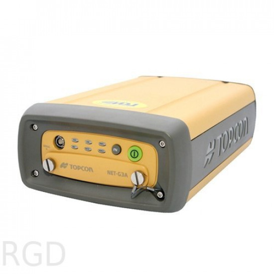 Базовая GPS/Glonass станция TOPCON NET-G3A б/у