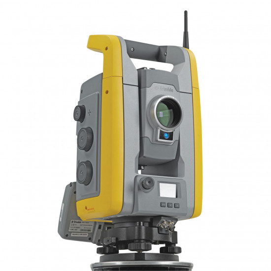 "Тахеометр Trimble S6 5"" Servo, DR Plus"