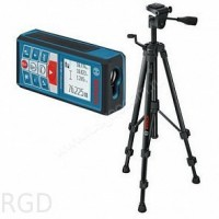 Лазерный дальномер Bosch GLM80 + BT150