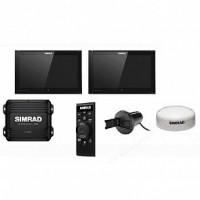 Многофункциональный дисплей SIMRAD NSO19 DUAL(MP, MO19Tx2, GS25, OP50, MI10) NO ..