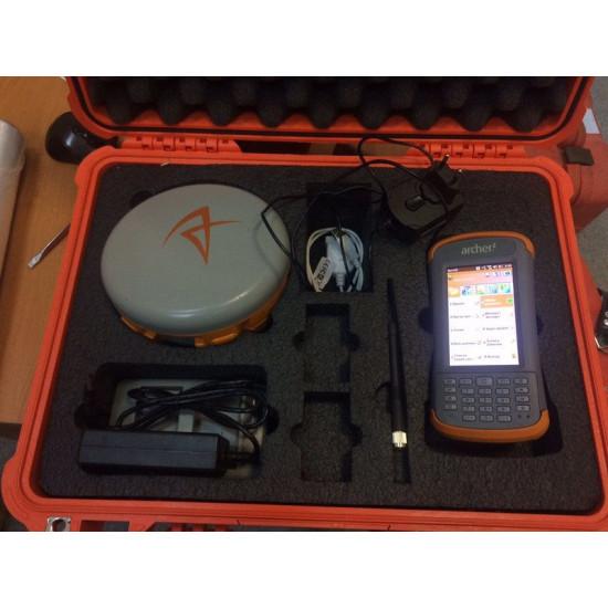 GNSS приемник Altus APS-3 GSM/radio с контроллером Archer б/у