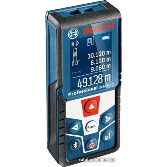 Лазерный дальномер Bosch GLM 50C Professional б/у