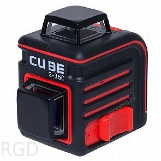 Лазерный уровень ADA Cube 2-360 Home Edition