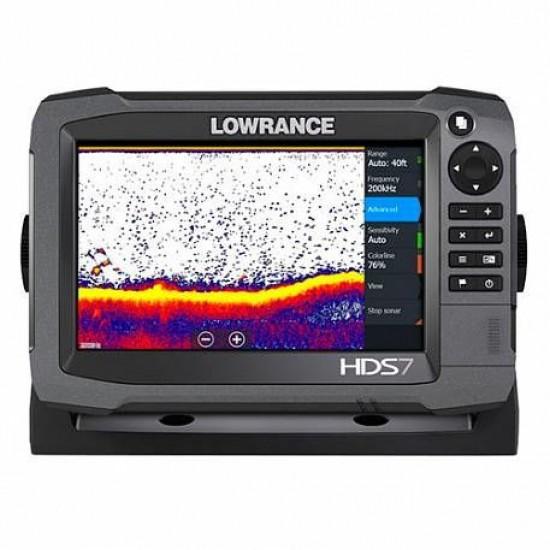 Эхолот-картплоттер Lowrance HDS-7 Gen3 StructureScan transducer