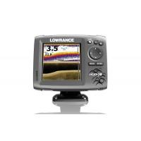 Эхолот Lowrance Hook-5x Mid/High/DownScan™