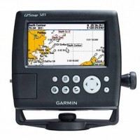 Картплоттер с эхолотом Garmin GPSMAP 585