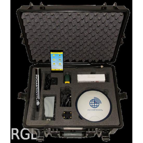 Приемник GNSS S-Max Geo с контроллером б/у