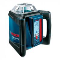 Ротационный нивелир Bosch GRL 500 HV + LR 50 Professional  б/у