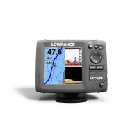 Картплоттер с эхолотом Lowrance Hook-5 Mid/High/DownScan™