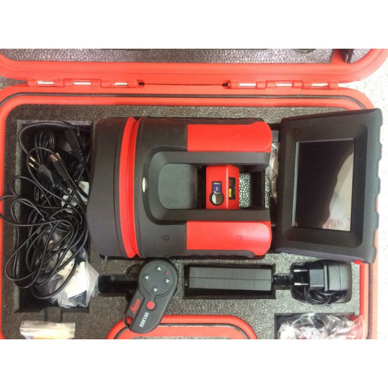 Лазерный дальномер Leica 3D Disto (2013 г.в., состояние нового) б/у