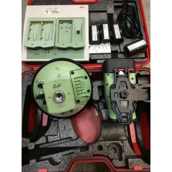 GPS/Glonass приемник Leica GS15 c контроллером CS10 (2014 г.в.) б/у