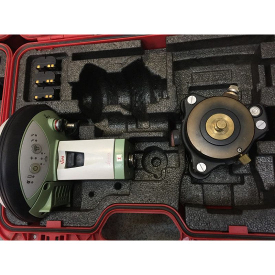 Комплект GNSS приемников Leica GS15 Viva c контроллером CS15 б/у