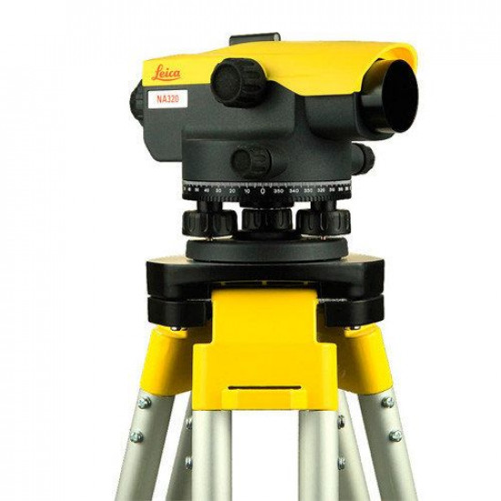 Оптический нивелир Leica NA320 б/у
