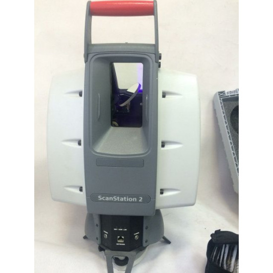 Комплект лазерного сканера LEICA Scanstation HDS3000 б/у