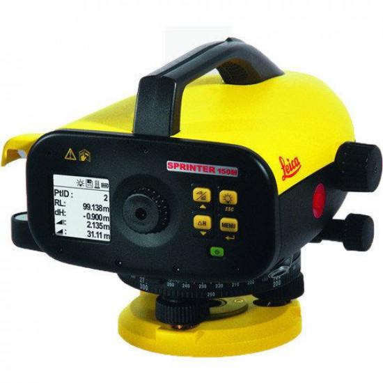 Цифровой нивелир Leica Sprinter 50 б/у