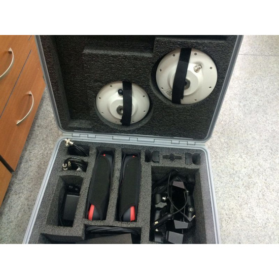 Комплект GPS приемников Leica SR20  б/у