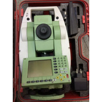 Тахеометр Leica TCA1203 + роботизированный б/у