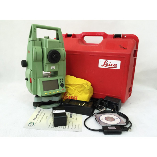 "Тахеометр Leica TS-11 Plus R1000 Arctic 1"" (демо)"