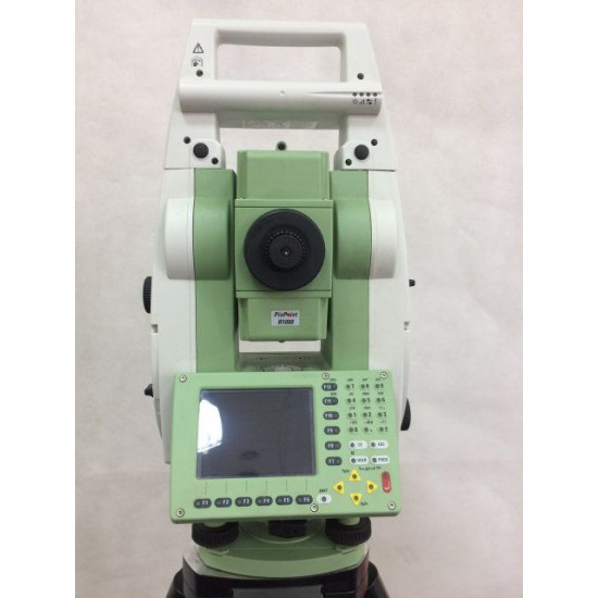 Тахеометр Leica TCR 1205 + R1000 (robot) б/у