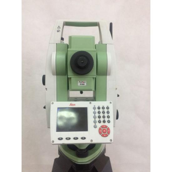 "Тахеометр Leica TS09plus R1000 5"" (2013 г.в.) б/у"