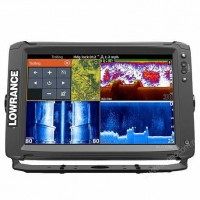 Эхолот-картплоттер Lowrance Elite-12Ti TotalScan transducer
