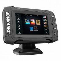 Картплоттер с эхолотом Lowrance Elite-5Ti Mid/High/TotalScan™