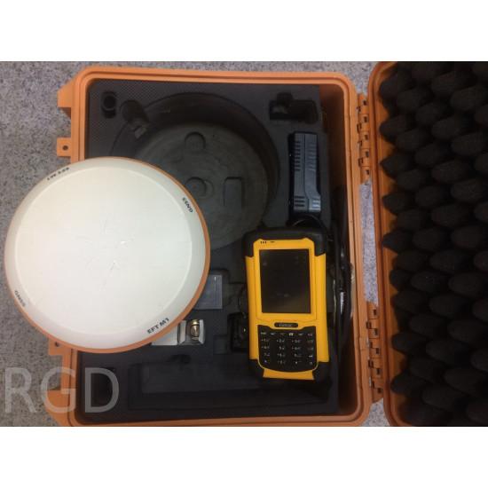 GNSS приемник EFT M1 (GSM) с контроллером Recon б/у