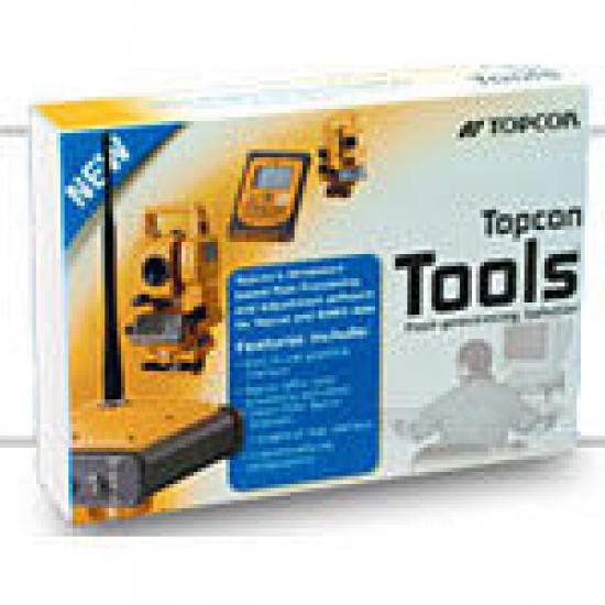 Программа Topcon Tools Post Processing Advanced