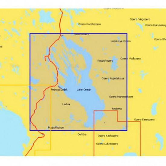 Карта Navionics 5G634S2