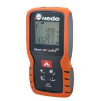 Лазерный дальномер Nedo laser mEssfix 80 б/у