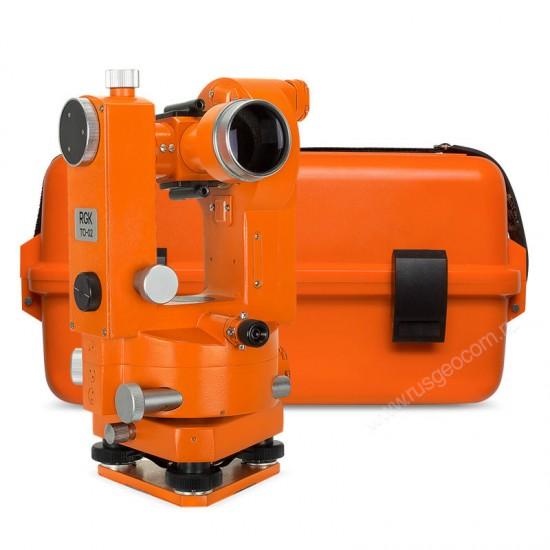 Оптический теодолит RGK TO-02