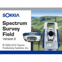 ПО Sokkia Spectrum Survey Field GPS+
