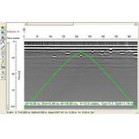 """Программа обработки георадиолокационных данных """"RadExplorer"""""""