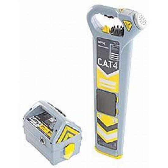Трассоискатель Radiodetection C.A.T4 + Genny4  б/у