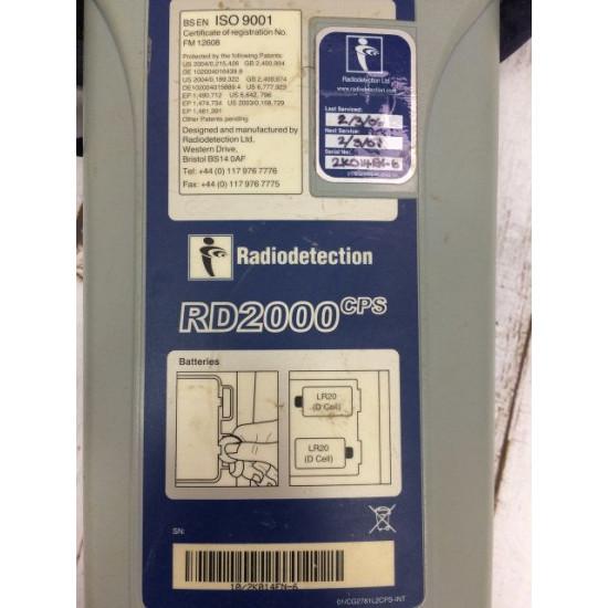Трассоискатель RD 2000 б/у
