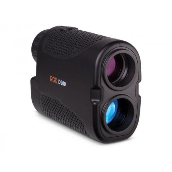 Лазерный дальномер RGK D900 б/у