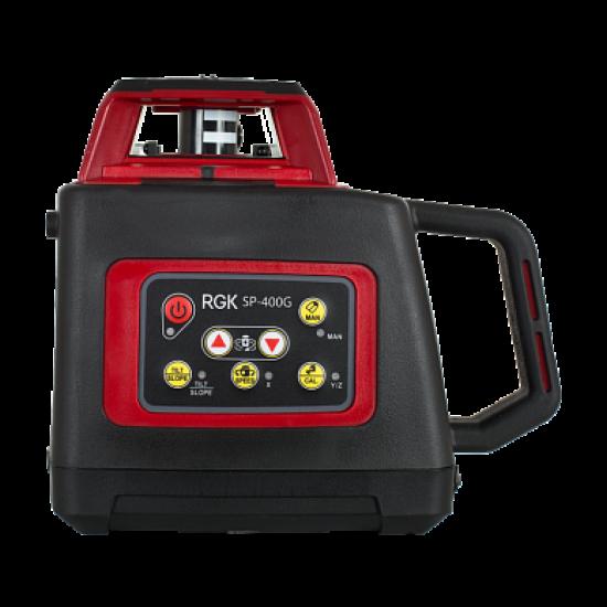 Лазерный нивелир RGK SP-400G б/у