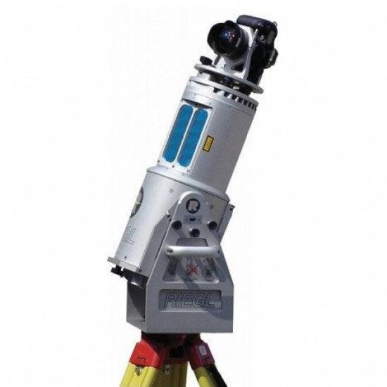 Наземный лазерный сканер Riegl LMS-Z390i б/у