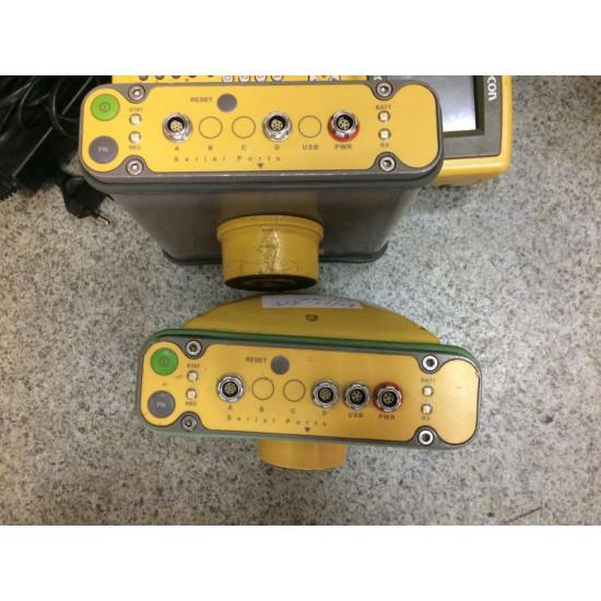 Комплект RTK Topcon Hiper+ c контроллером FC-200 б/у